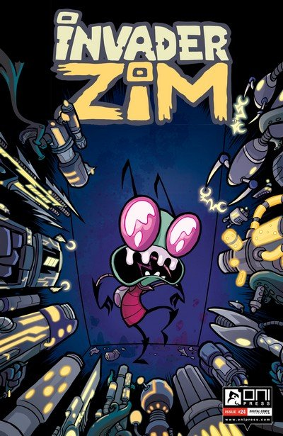 Invader Zim #24 (2017)