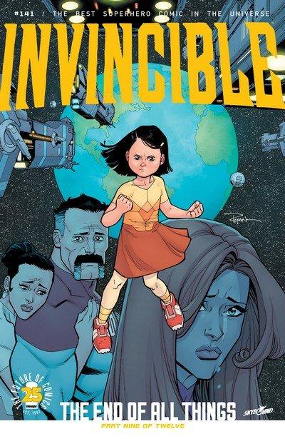 Invincible #141 (2017)