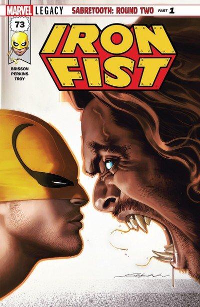 Iron Fist #73 (2017)