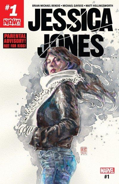 Jessica Jones #1 – 18 + TPB Vol. 1 – 2 (2016-2018)