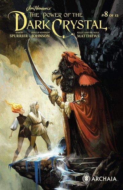 Jim Hensons The Power of the Dark Crystal #8 (2017)