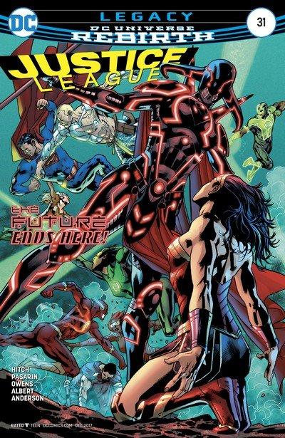 Justice League #31 (2017)