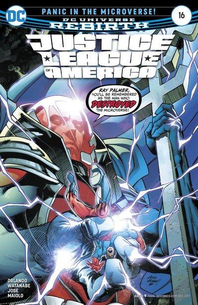 Justice League of America #16 (2017)