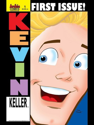Kevin Keller Vol. 2 #1 – 15 (2012-2014)