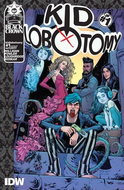 Kid Lobotomy #1 (2017)