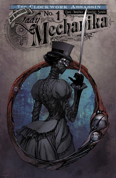 Lady Mechanika – The Clockwork Assassin #1 – 3 (2017)