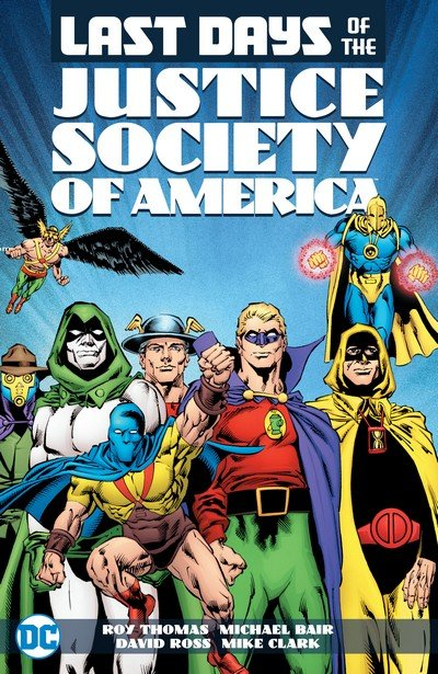 Last Days of the Justice Society of America (TPB) (2017)