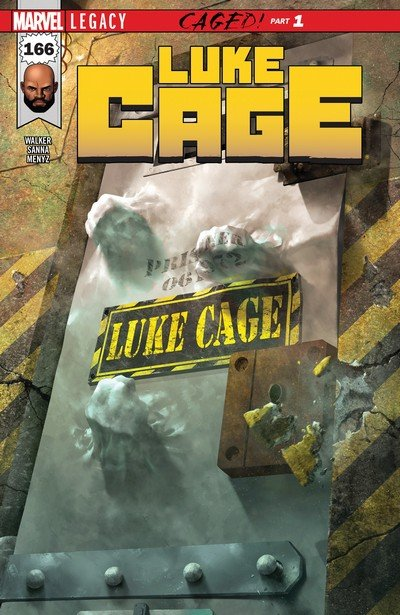 Luke Cage #166 (2017)