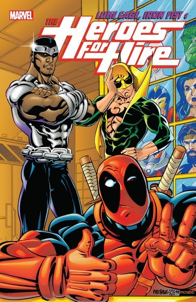 Luke Cage, Iron Fist, & the Heroes for Hire Vol. 2 (TPB) (2017)