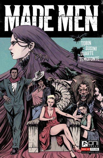 Made Men #2 (2017)