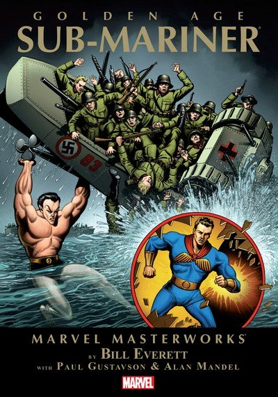Marvel Masterworks – Golden Age Sub-Mariner Vol. 1 – 3 (2005-2009)