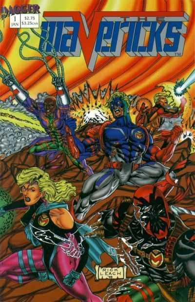 Mavericks #1 – 6 (1994)