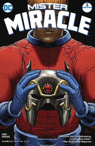 Mister Miracle #3 (2017)