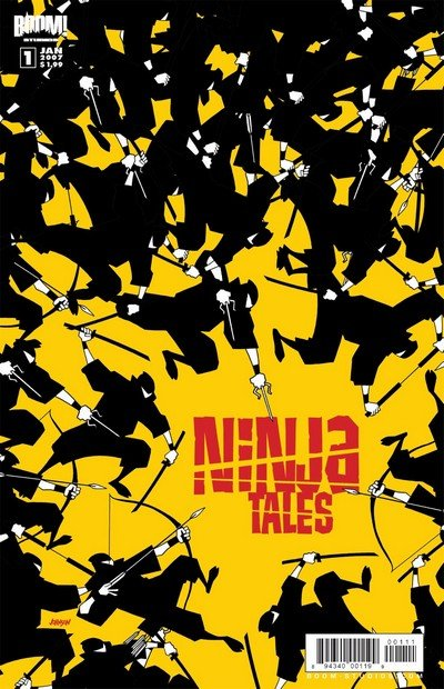 Ninja Tales #1 – 2 (2007)