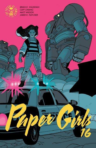 Paper Girls #16 (2017)
