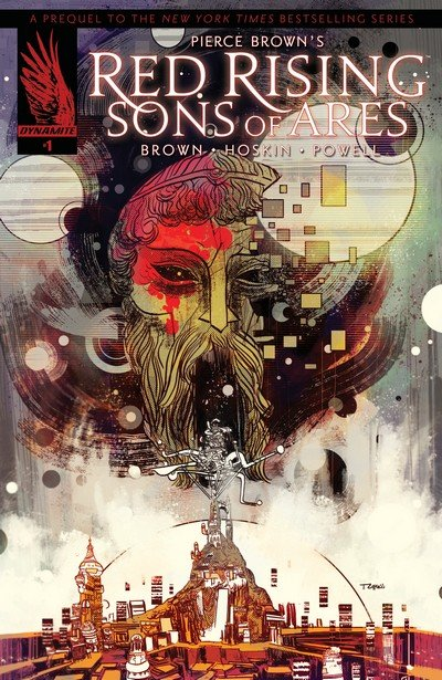 Pierce Brown's Red Rising – Sons of Ares #1 – 6 (2017)