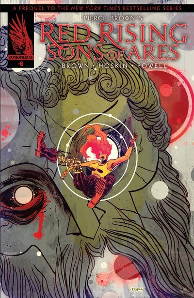 Pierce Brown's Red Rising – Sons of Ares #6 (2017)