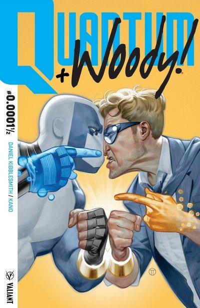 Quantum and Woody! 0.0001½ (2017)