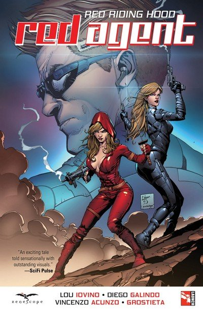 Red Riding Hood – Red Agent (TPB) (2016)