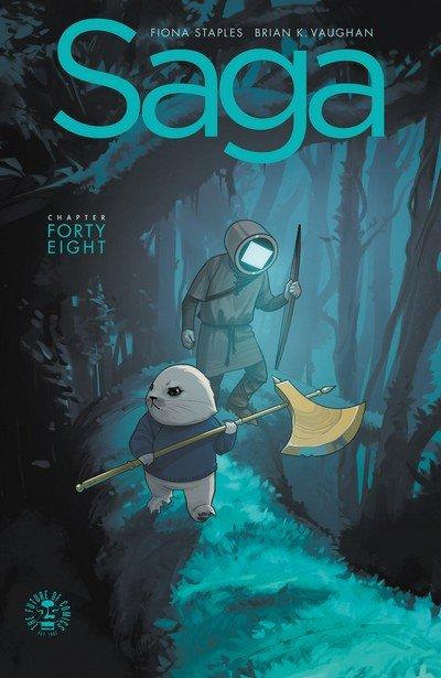 Saga #48 (2017)