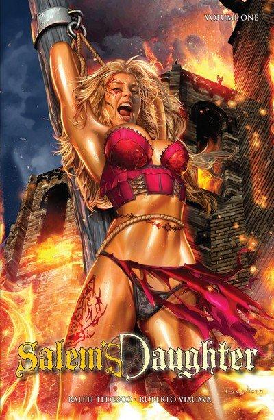 Salem's Daughter Vol. 1 – 2 (TPB) (2011-2012)