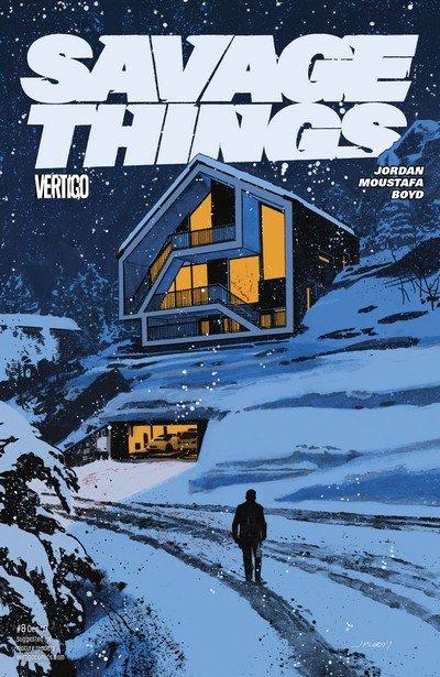 Savage Things #8 (2017)