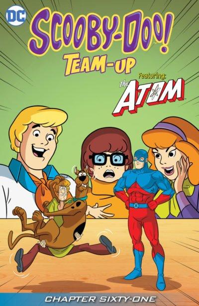 Scooby-Doo Team-Up #61 (2017)