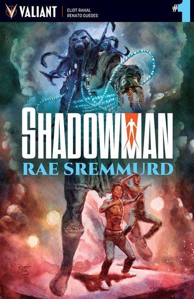 Shadowman – Rae Sremmurd #1 (2017)