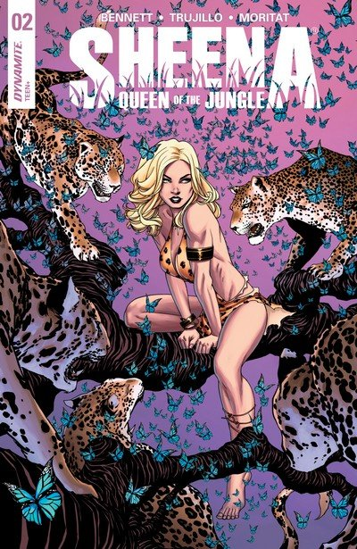 Sheena – Queen of the Jungle #2 (2017)