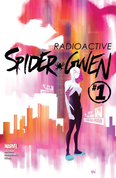 Spider-Gwen Vol. 2 #1 – 34 + TPBs (2015-2018)
