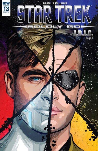 Star Trek – Boldly Go #13 (2017)