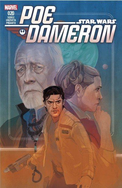 Star Wars – Poe Dameron #20 (2017)