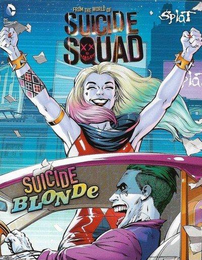 Suicide Squad Prequel – Suicide Blonde (2016)