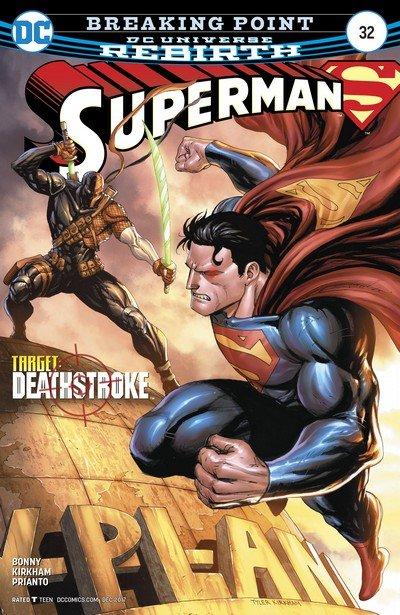 Superman #32 (2017)