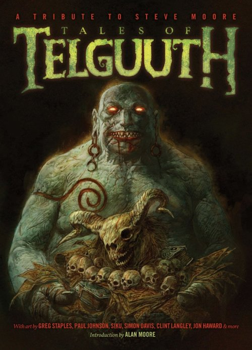 Tales of Telguuth (TPB) (2015)
