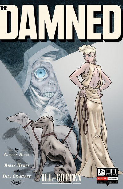 The Damned #5 (2017)