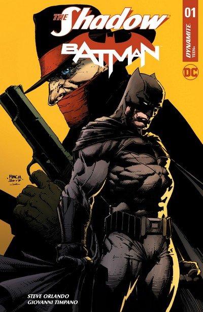 The Shadow-Batman #1 (2017)