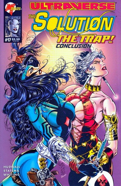 The Solution #0 – 17 (1993-1995)