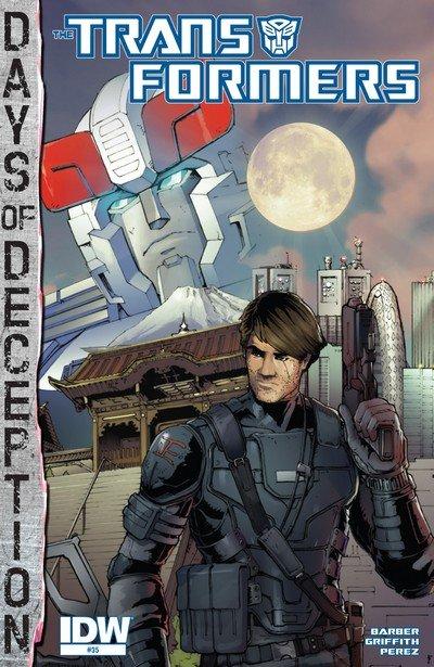 The Transformers #35 – 57 + TPB Vol. 7 – 10 (2014-2016)