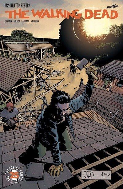 The Walking Dead #172 (2017)