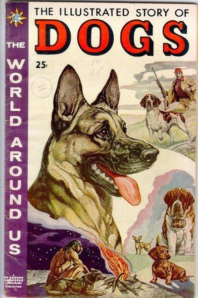 The World Around Us #1 – 36 (1958-1961)