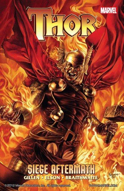 Thor – Siege Aftermath (TPB) (2010)