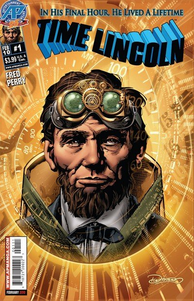 Time Lincoln #1 – 5 (2010-2011)