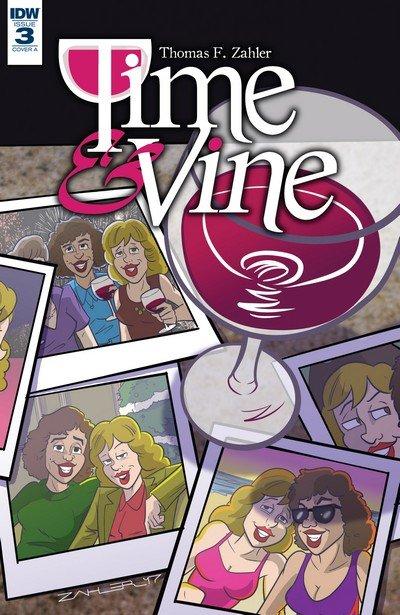 Time & Vine #3 (2017)