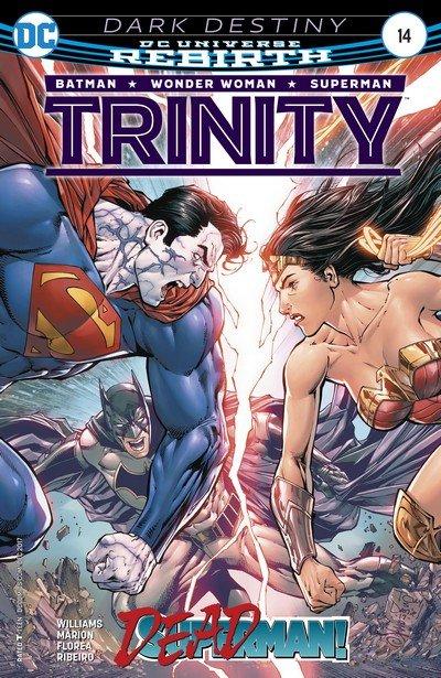 Trinity #14 (2017)