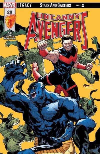 Uncanny Avengers #28 (2017)