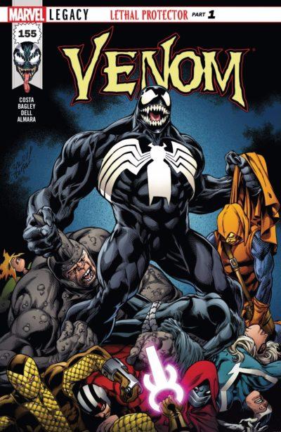 Venom #155 (2017)