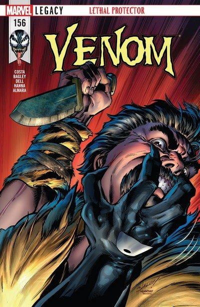 Venom #156 (2017)