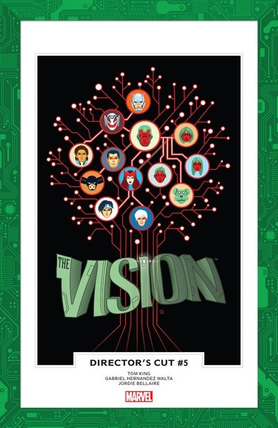 Vision – Director's Cut #5 (2017)