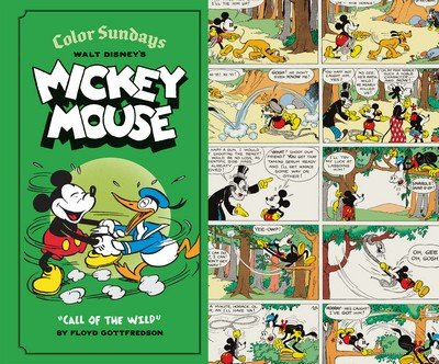 Walt Disney's Mickey Mouse Color Sundays Vol. 1 – Call of the Wild (2013)